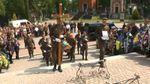 У Львові поховали полковника Нацгвардії, який загинув в зоні АТО