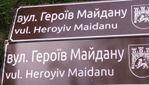 У Варшаві збирають підписи за вулицю Героїв Майдану