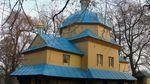 Церква XVIII сторіччя згоріла на Львівщині