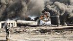 На нефтебазе под Киевом все спокойно и ничего не горит, — ГСЧС