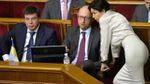 Женщины в Раде. Сюмар поражала соблазнительными формами, Тимошенко – лишним весом