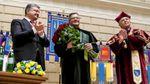 Польский президент стал почетным доктором Львовского университета