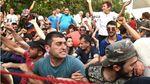 """В Ереване полицейские зачистили """"Майдан"""""""