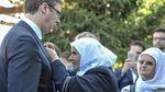 Сербського прем'єра в Боснії закидали камінням