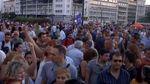 """""""Ліниві"""" греки вийшли на акції протесту проти жорстокої економії"""