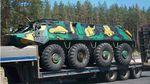 Необычный заказ: буковинцу везли БТР из Донбасса