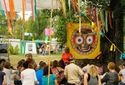 Слушай, кушай и танцуй! Фестиваль на Трухановом острове