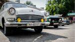 У Києві показали унікальні авто: від радянських до американських легенд