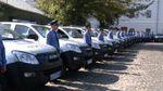 Євросоюз передав для України сучасні патрульні автівки вартістю у півтора мільйона євро
