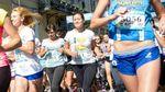 Гайдар похвалилась, як бігала Одесою в патріотичній футболці
