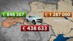 """Як прикордонники купують позашляховики у """"правильних"""" фірм"""