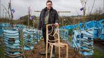 Меблі з городу: як вирощувати стільці та столи