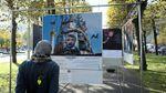 """Після двох погромів виставку """"Люди Майдану"""" у Ризі заборонили"""