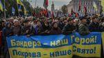 Після Маршу Героїв у Києві міліція відкрила 5 проваджень
