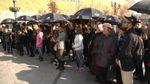Костюмований флешмоб проти рабства провели в центрі Києва