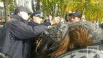 Як одеська поліція затримувала Чубаку. З'явилось відео