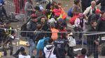 Тисячі агресивних біженців влаштували тисняву на кордоні у Словенії