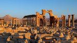 Российские бомбардировщики повредили памятник ЮНЕСКО в Сирии