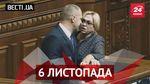Вести.UA. Страстный способ игры в бутылочку от Тетерука и Кужель, Польша защитит украинцев
