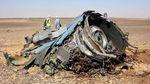 Египетские эксперты подтвердили взрыв на борту российского самолета, —СМИ