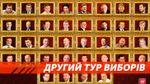 Второй тур выборов в Хмельницком: Симчишин или Чернилевский?