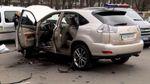 Стали известны детали к машине, которая взорвалась в Киеве