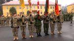 Військові з США приїхали до України на навчання з подарунком