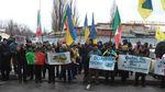 У Дніпропетровську штовханина: суд вирішує долю виборів у Кривому Розі