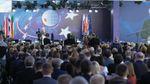 Украинские нардепы совершили демарш на форуме в Польше