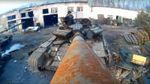 Креативные бойцы сделали селфи-палку из дула танка