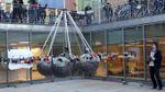 Первая коммерческая ракета для космических туристов, беспилотник попал в рекорды Гиннеса