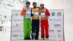 Впервые в истории украинец завоевал хрустальный глобус в лыжном фристайле