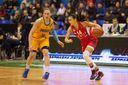 Жіноча збірна України з баскетболу феєрично перемогла чемпіонок Європи