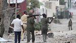 Террористы открыли огонь в гостинице в Сомали