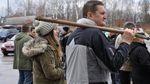 """У Польщі протестувальники вимагали викопати потяг зі """"скарбами нацистів"""""""