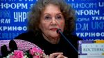 Лина Костенко в устах политиков и певцов: современное звучание