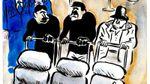 Charlie Hebdo опублікував карикатури на теракти в Брюсселі