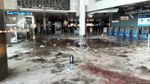 Калюжі крові і обгорілі стіни: аеропорт Брюсселя за тиждень після терактів