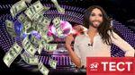 Гроші, травесті і перемоги. Що ви знаєте про Євробачення?