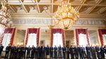 Пам'ять жертв терактів вшанували в королівському палаці в Брюсселі