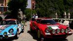 Розкішні авто кінозірок показали на автосалоні в Італії