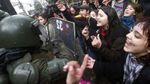 Студенческая демонстрация превратилась в борьбу с полицией в Чили