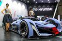 Масштабне автошоу у Кореї вразило новинками майбутнього