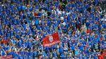 Цифра дня: Значительная часть населения крошечной Исландии приехала на Евро-2016