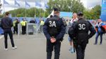 Поліція підірвала підозрілу сумку під час матчу Росія — Словаччина