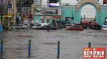 Кам'янець-Подільський заливає потужна злива