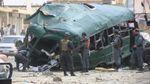 Теракт в Афганистане: есть погибшие среди полицейских