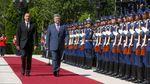 Нафта, авіація та Крим: про що говорили президенти України та Азербайджану