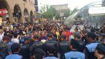 У Єревані – загострення: четверо поліцейських поранені внаслідок нових сутичок