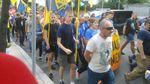 """""""Азов"""" спільно з шахтарями проводить акцію під Кабміном"""